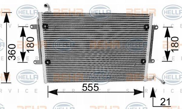 Valeo 816910 Condenseur climatisation