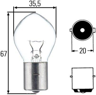 Ampoule, projecteur de travail
