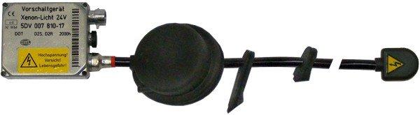 Ballast, lampe à décharge