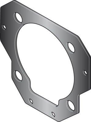 Cuvelage, projecteur principal