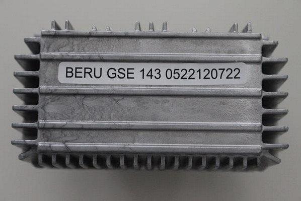 Beru gSE143/syst/ème de chauffage et allumage