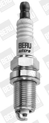 6x Beru Bougie d/'allumage zuendkerze Ultra titan upt12p Set//6-Cylindre