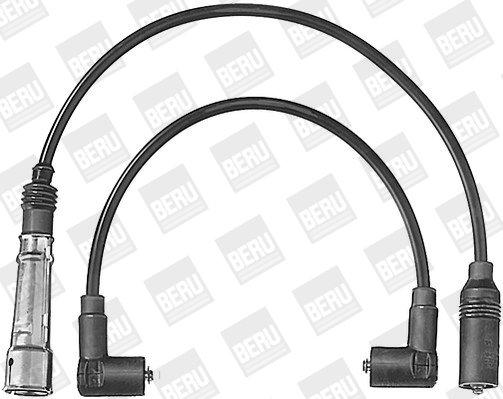 Kit de 5 câbles d'allumage