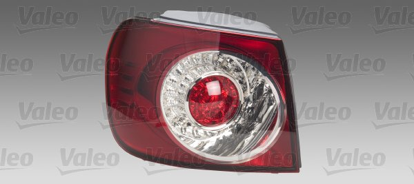 044068 Queue lumière feu arrière feu arriere feu de position arrière VALEO