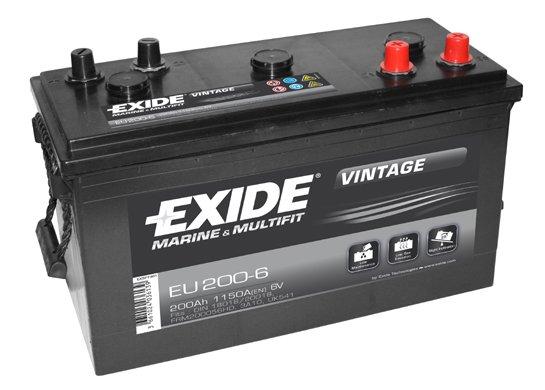 Batterie de démarrage EXIDE VINTAGE