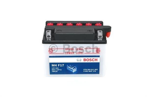 Batterie de démarrage M4 Fresh Pack 12V 4Ah