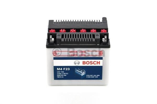Batterie de démarrage SLI 12V 7Ah
