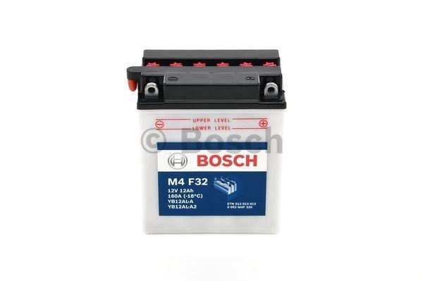 Batterie de démarrage M4 Fresh Pack 12V 12Ah