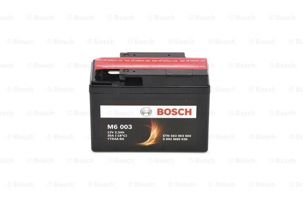 Batterie de démarrage M6 12V 2,3Ah