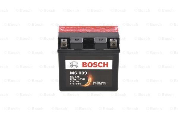 Batterie de démarrage M6 12V 5Ah