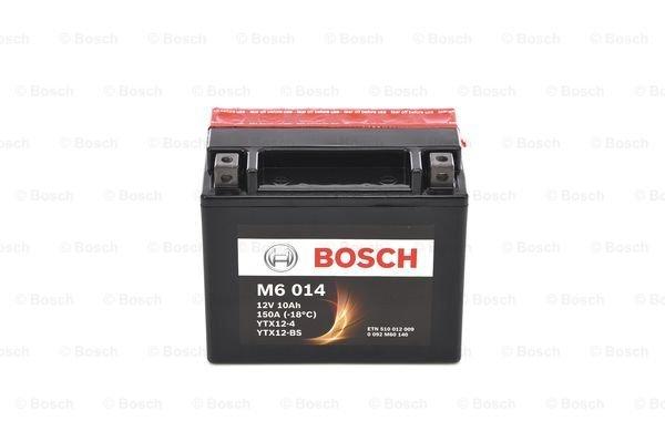 Batterie de démarrage M6 12V 10Ah
