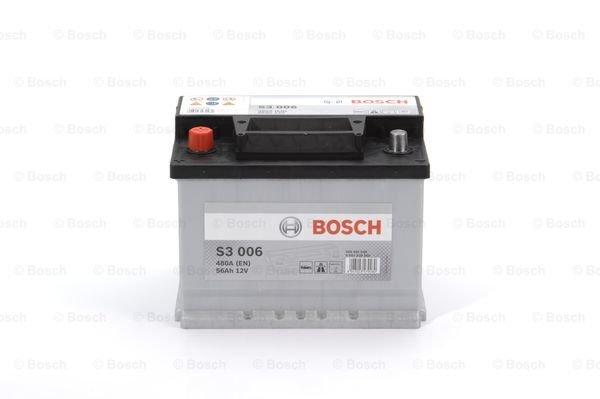 Batterie de démarrage S3 12V 56Ah