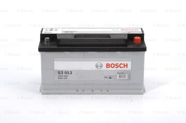 Batterie de démarrage S3 12V 90Ah