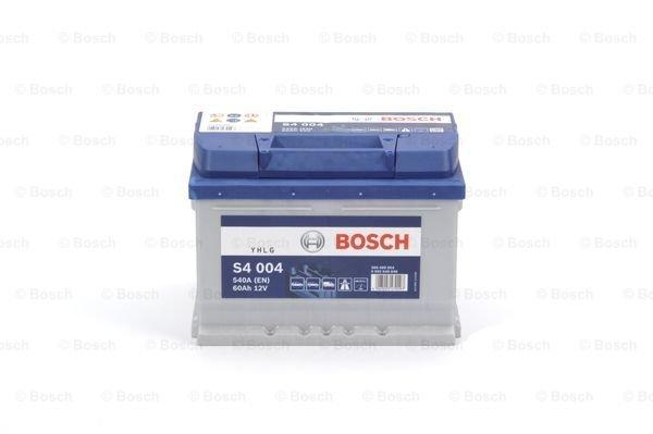 Batterie de démarrage S4 12V 60Ah