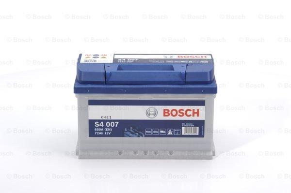 Batterie de démarrage S4 12V 72Ah