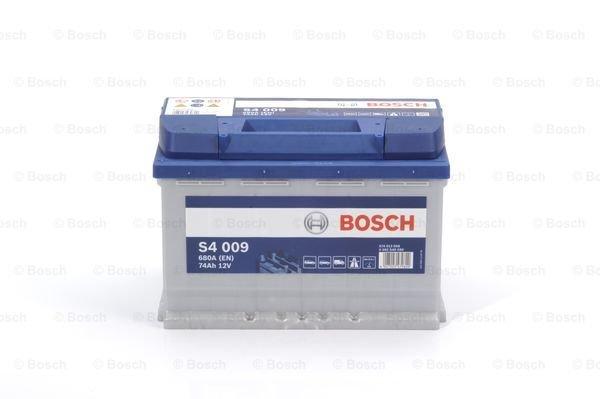 Batterie de démarrage S4 12V 74Ah