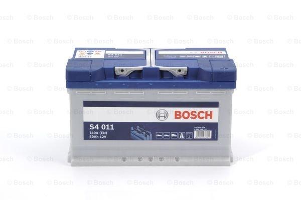 Batterie de démarrage S4 12V 80Ah