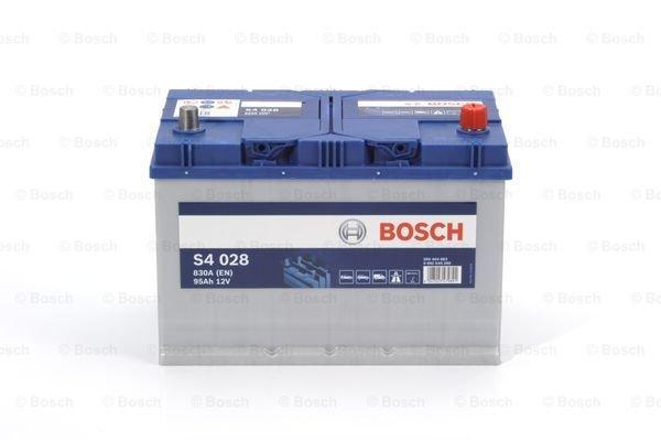 Batterie de démarrage S4 12V 95Ah