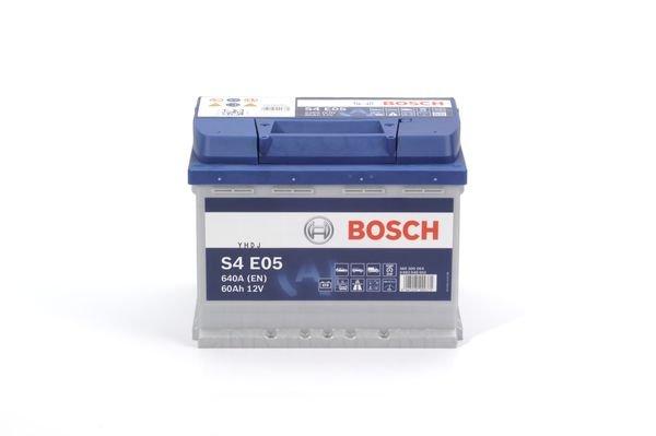 Batterie de démarrage S4E 12V 60Ah