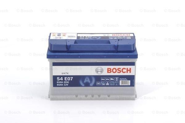 Batterie de démarrage S4E 12V 70Ah