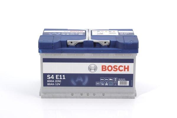 Batterie de démarrage S4E 12V 80Ah