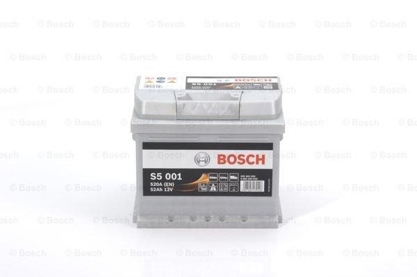Batterie de démarrage S5 12V 52Ah