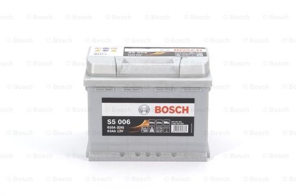 Batterie de démarrage S5 12V 63Ah