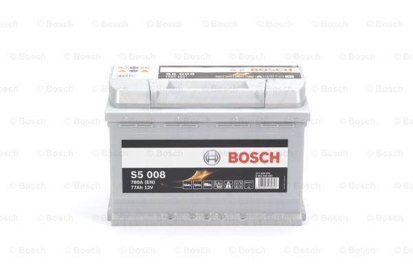 Batterie de démarrage S5 12V 77Ah
