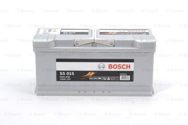 Batterie de démarrage S5 12V 110Ah