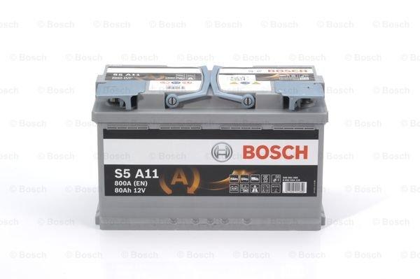 Batterie de démarrage S5A 12V 80Ah