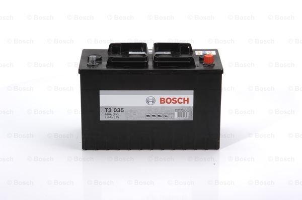 Batterie de démarrage T3 12V 110Ah