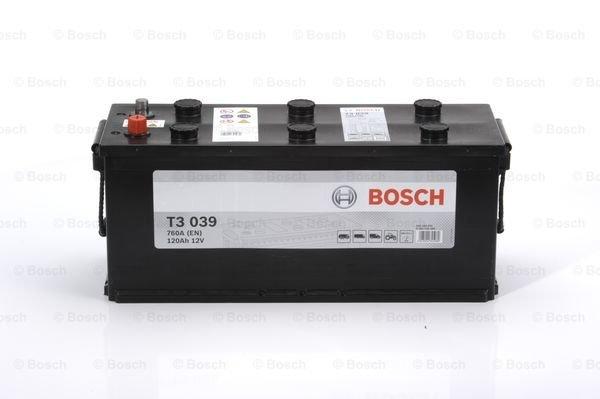 Batterie de démarrage SLI 12V 120Ah