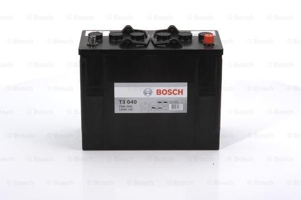 Batterie de démarrage T3 12V 125Ah