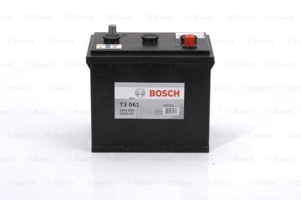 Batterie de démarrage SLI 6V 112Ah