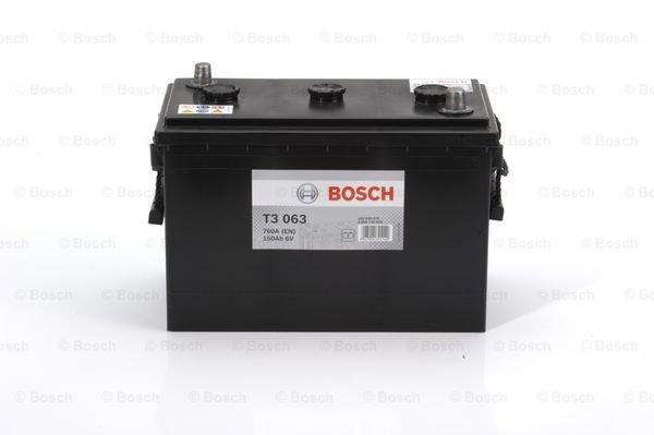 Batterie de démarrage SLI 6V 150Ah