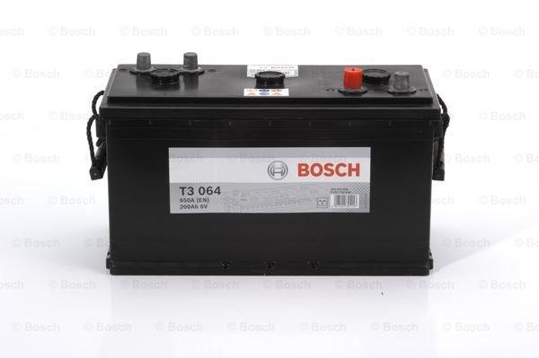 Batterie de démarrage SLI 6V 200Ah