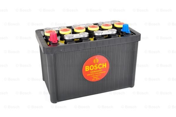 Batterie BOSCH Classique 12V 60Ah