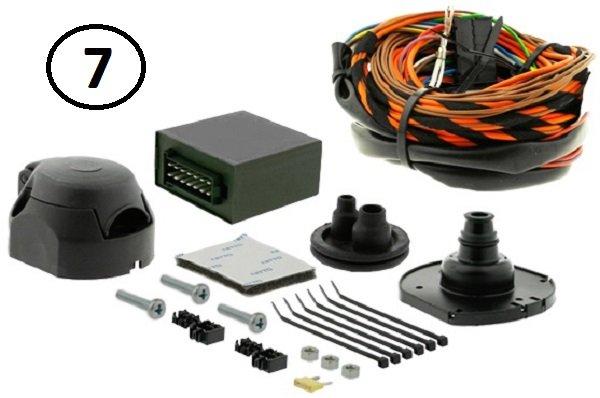 Kit électrique, dispositif d'attelage duster