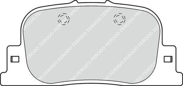 Brembo P83063 Plaquettes de Frein Arri/ère