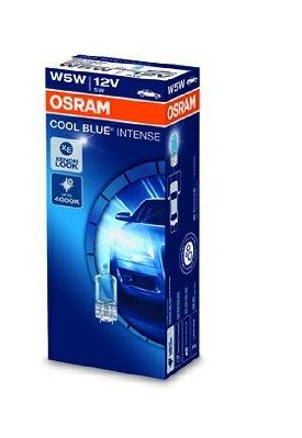 Ampoule, feu clignotant COOL BLUE INTENSE