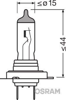 Ampoule, projecteur longue portée SUPER BRIGHT PREMIUM