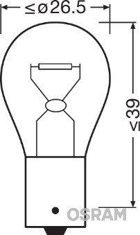 Ampoule, feu clignotant ORIGINAL