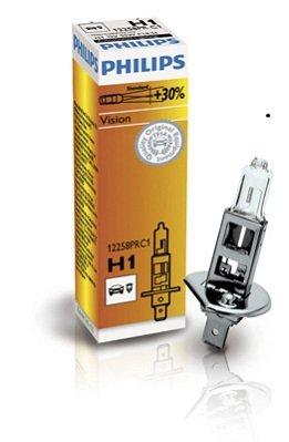 Ampoule, projecteur longue portée/phare H1 (L'unité)
