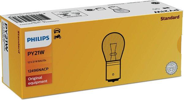 Ampoule, feu de clignotant AV/AR (L'unité)