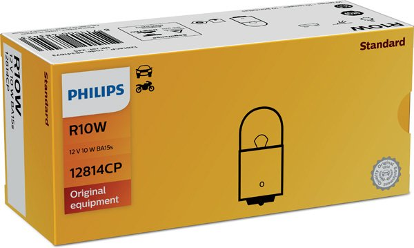 Ampoule, feu de position AV/AR/plaque/habitacle (L'unité)