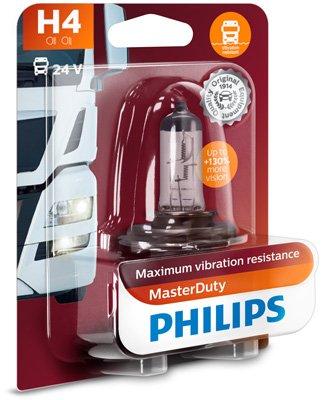 Ampoule, projecteur longue portée MasterDuty