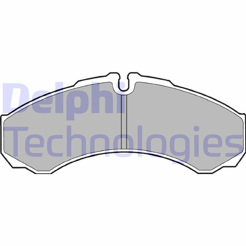 Pour IVECO Daily 50 C 29 L 40 C 35 S PAGID Arrière Plaquettes De Frein Set BREMBO système de freinage