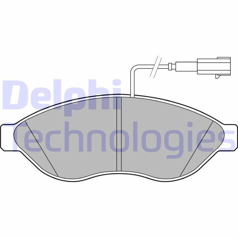Nouveau Mintex Disque Avant Plaquettes de frein Set-MDB1263