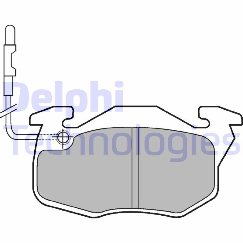 Nouveau Mintex Disque Avant Plaquettes de frein Set-MDB2835