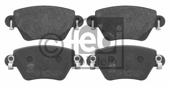 stellox 219/000b de SX Motorcraft Kit de plaquettes de frein frein /à disque,